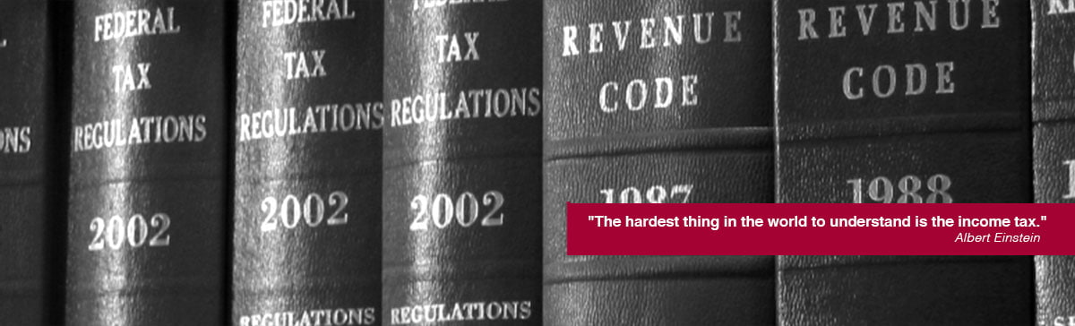 Tax Regulation Books